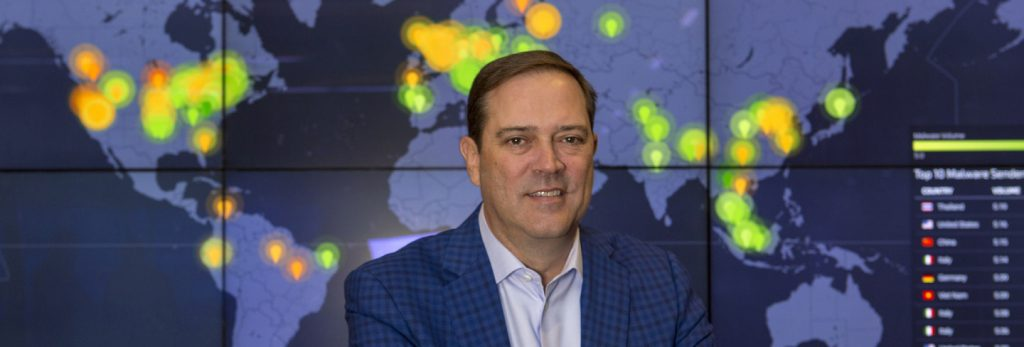 Chuck Robbins CEO Cisco Systems